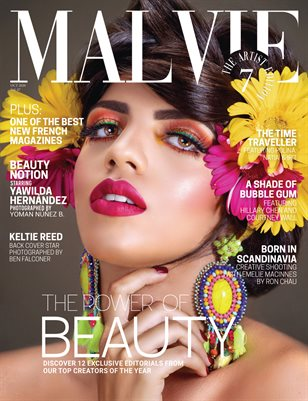 MALVIE Mag The Artist Edition Vol 07 October 2020