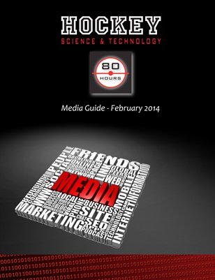 80 Hours Hockey Skills media guide