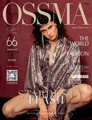 OSSMA Magazine EUROPE ISSUE22, vol1