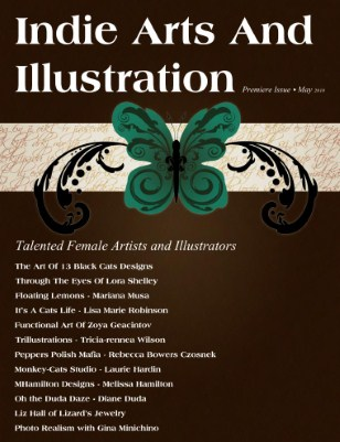 Talented Female Artists and Illustrators
