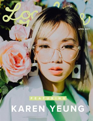 LOCAL WOLVES // ISSUE 47 - KAREN YEUNG