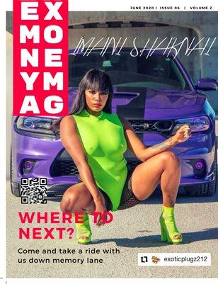 Ex Money Magazine - Imani Weatherignton