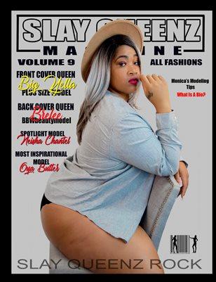 SLay Queenz Magazine Vol.9 'ALL FASHIONS Pt.1