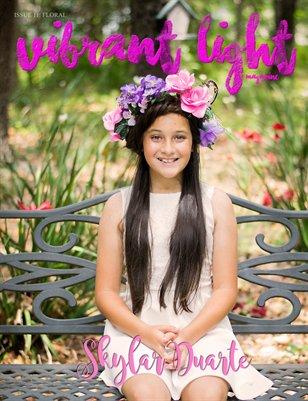 Vibrant Light Magazine: Issue 11 - Florals