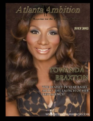 Atlanta Ambition Magazine July 2012