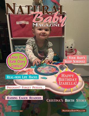Natural Baby Magazine December 2017