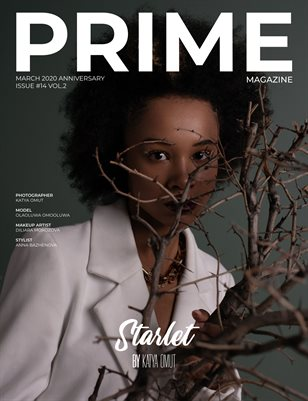 PRIME MAG March Anniversary Issue#14 vol2