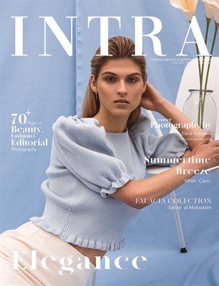 July | Issue 167 | Cover Elena Soloveva