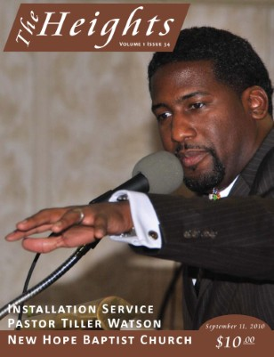 Volume 1 Issue 34 - September 11, 2010