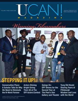 UCAN! Magazine Year Two Anniversary Issue 2015