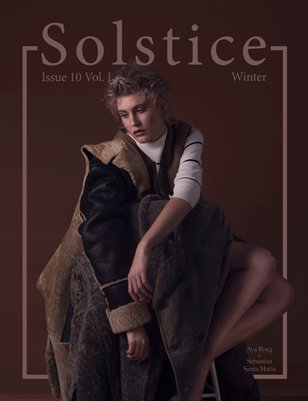 Solstice Magazine Issue 10: Winter, Volume 1