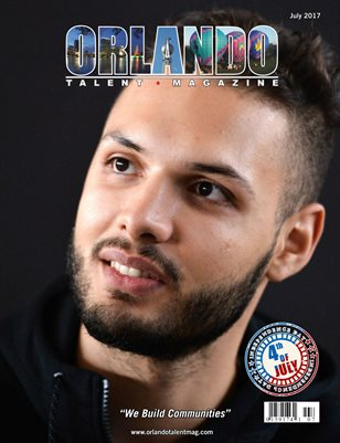 Orlando Talent Magazine July 2017 Edition
