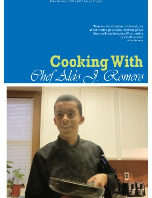 Cooking with Chef Aldo Romero