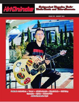 HitOnIndie Magazine August 2021