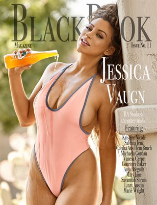 BlackBook Issue 11 Jessica