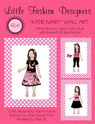"""Katie Mary"" Wall Art"