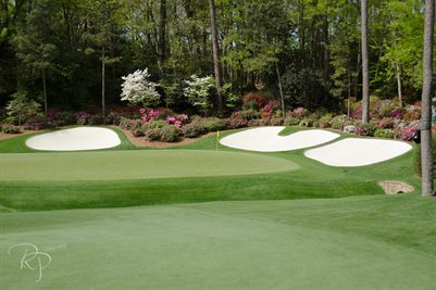 13th Hole Augusta Nationals