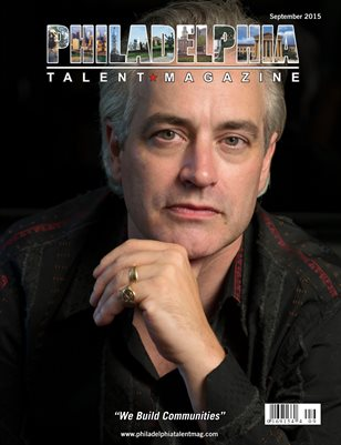 Philadelphia Talent Magazine September 2015 Edition