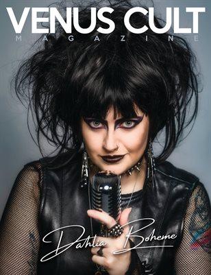 Venus Cult No.46 – Dahlia Boheme Cover