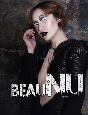 beauNU Magazine June Creative issue 2015