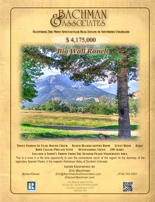 Big Wall Ranch Brochure