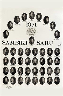 1971 Sambiki Saru