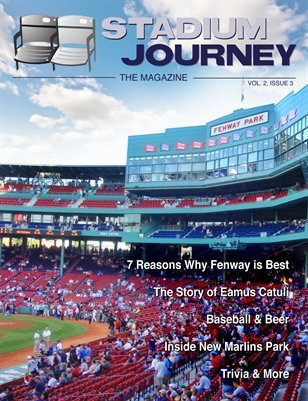 Stadium Journey Magazine, Vol. 2, Issue 3