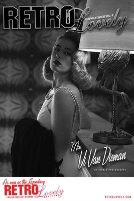 Miss Vi Van Dieman Cover Poster
