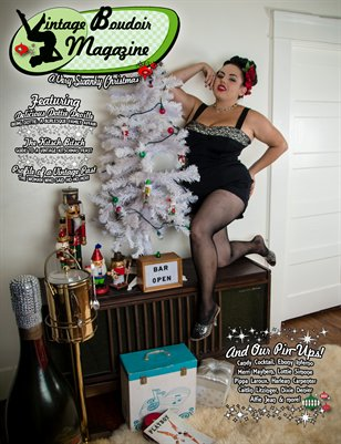 Vintage Boudoir Magazine Presents: A Very Swanky Christmas