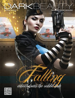 Dark Beauty Magazine - ISSUE 7 - Falling