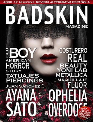 Bad Skin Magazine #ABR2012