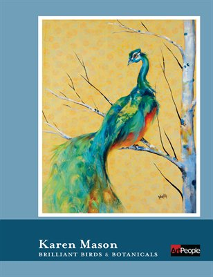 Karen Mason: Brilliant Birds & Botanicals