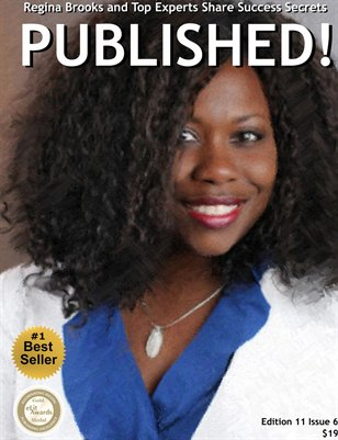 PUBLISHED! featuring Regina Brooks