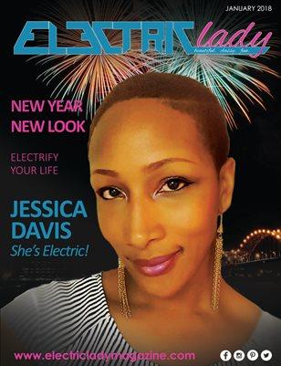 January 2018: Jessica Davis