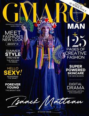 GMARO Magazine March 2021 Issue #27