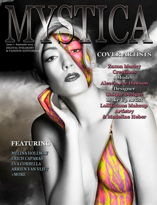 Mystica Magazine Issue 7