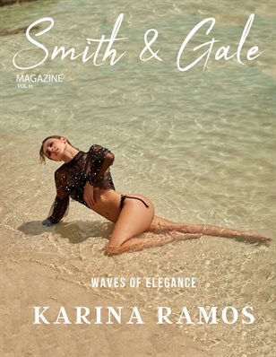 Smith & Gale Magazine Vol. 11 ft. KARINA RAMOS