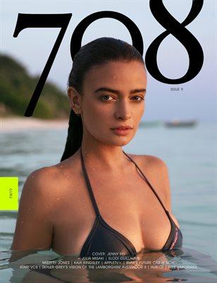 708 Magazine Issue #9 x Jenny Rei