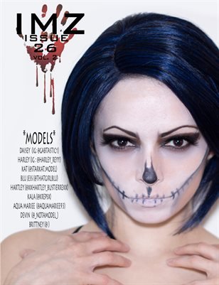 IMZ ISSUE 26 : VOL 2 (HALLOWEEN)