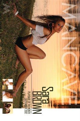 Sara Brown Poster 2