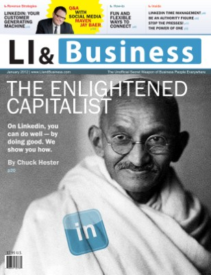 LI & Business magazine - Jan 2012