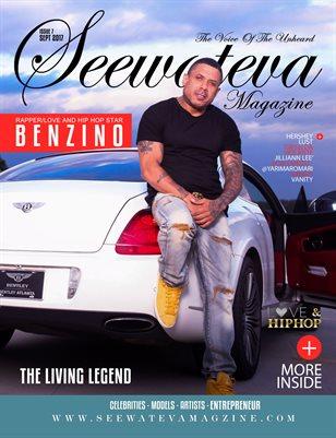 Seewateva Magazine  Issue #7 Benzino