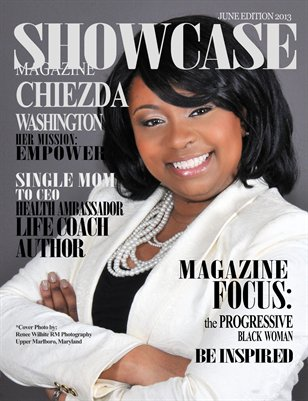 SHOWCASE Magazine June 2013 Edition