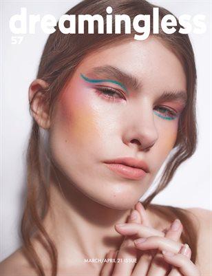 DREAMINGLESS MAGAZINE - ISSUE 57 - PART THREE