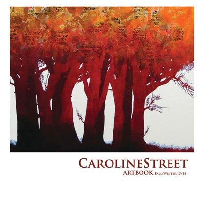 CarolineStreet ArtBook Fall/Winter 13/14