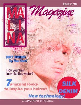 Malina Magazine Winter