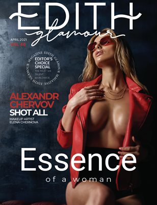April 2021, Essence of a woman, Issue #47