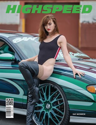 HIGHSPEED Magazine August 2019