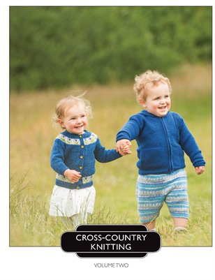 Cross-Country Knitting Volume 2
