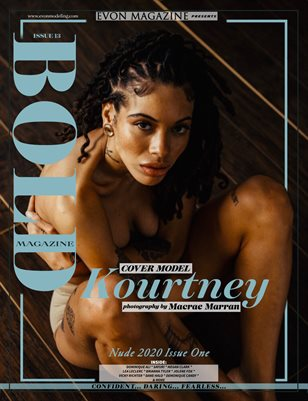 BOLD Magazine (NUDE Edition One 2020)